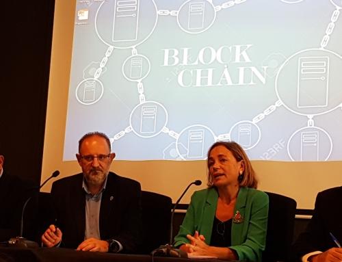 SmartDegrees participa en la primera Jornada Blockchain de la CRUE