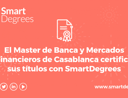 The Master of Banking and Financial Markets of Casablanca certifies its degrees in blockchain