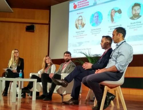 Banco Santander reafirma su apuesta por blockchain
