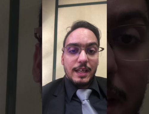 Testimonies: Ahmed Adam Faouzi